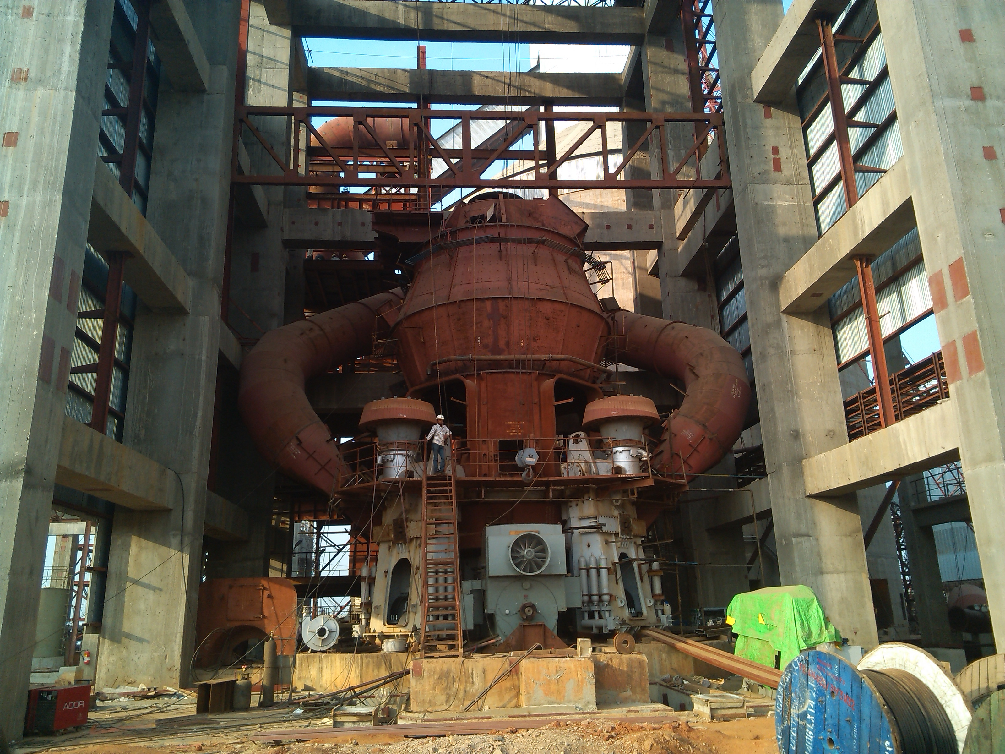 JKLC Durg - Slag Mill 1