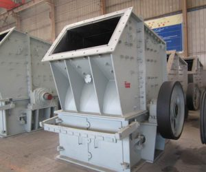 single hamer crusher