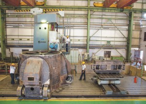 Floor Type Horizontal Boring Machine pic