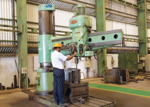 Radial Drilling Machine pic